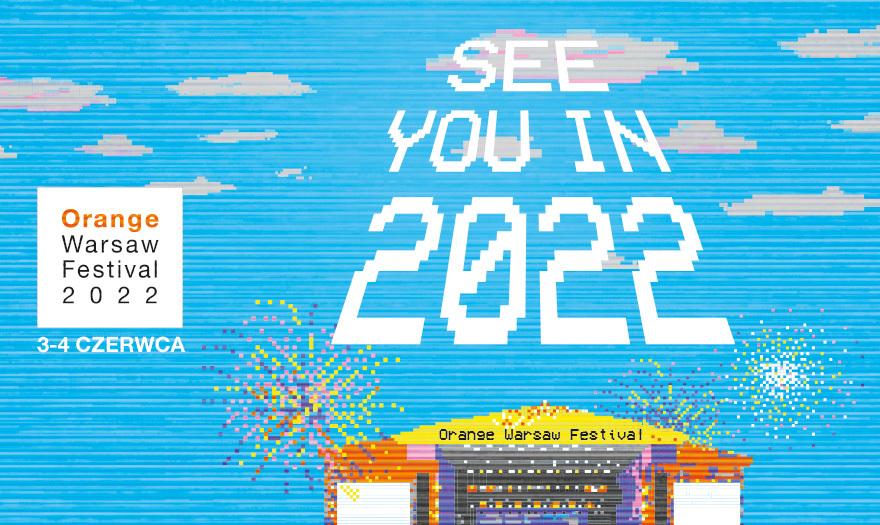 Orange Warsaw Festival 2021 przełożony na przyszły rok!