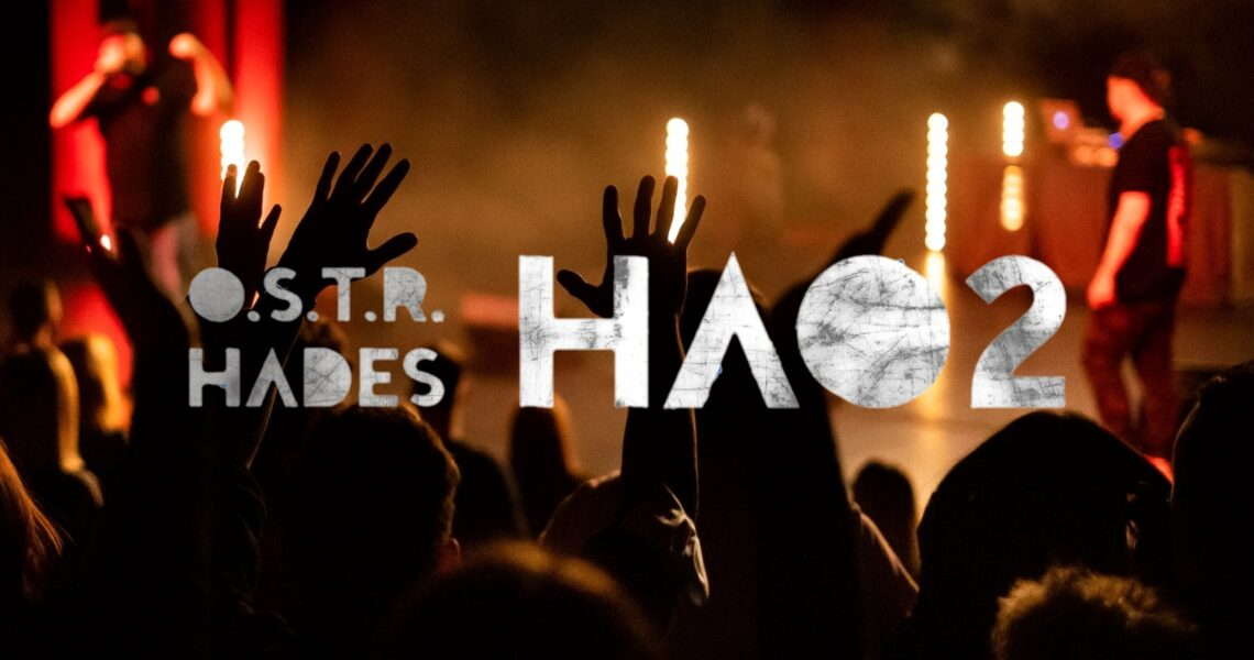 """O.S.T.R. I Hades otwierają koncerty! Rusza wiosenna trasa promująca """"HAO2""""!"""
