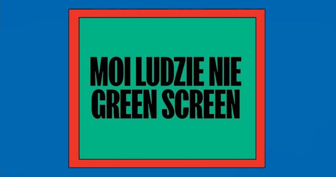 Moi ludzie nie green screen || Nowy singiel od Kosiego || IS.OK