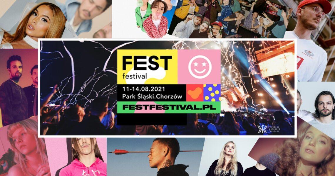 Princess Nokia, Tomm¥ €a$h i inni na Fest Festival 2021!