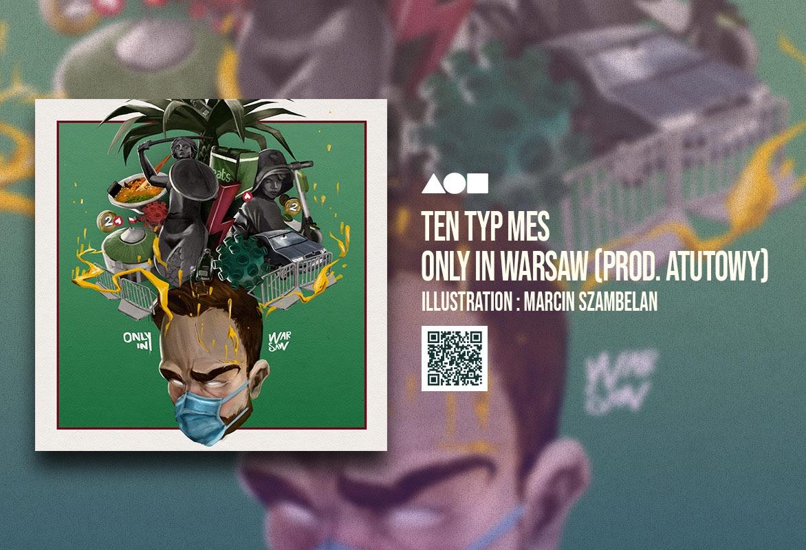 Only in Warsaw || Ten Typ Mes zapowiada nowy album!