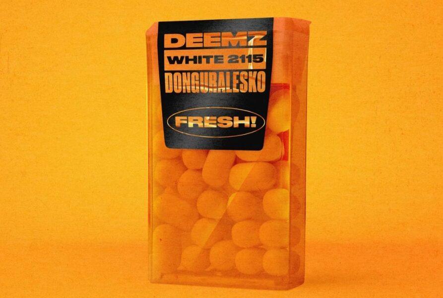 Fresh    donGuralesko i White 2115 na albumie Deemza!