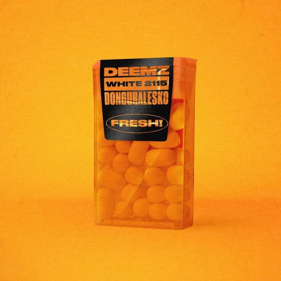 Fresh || donGuralesko i White 2115 na albumie Deemza!