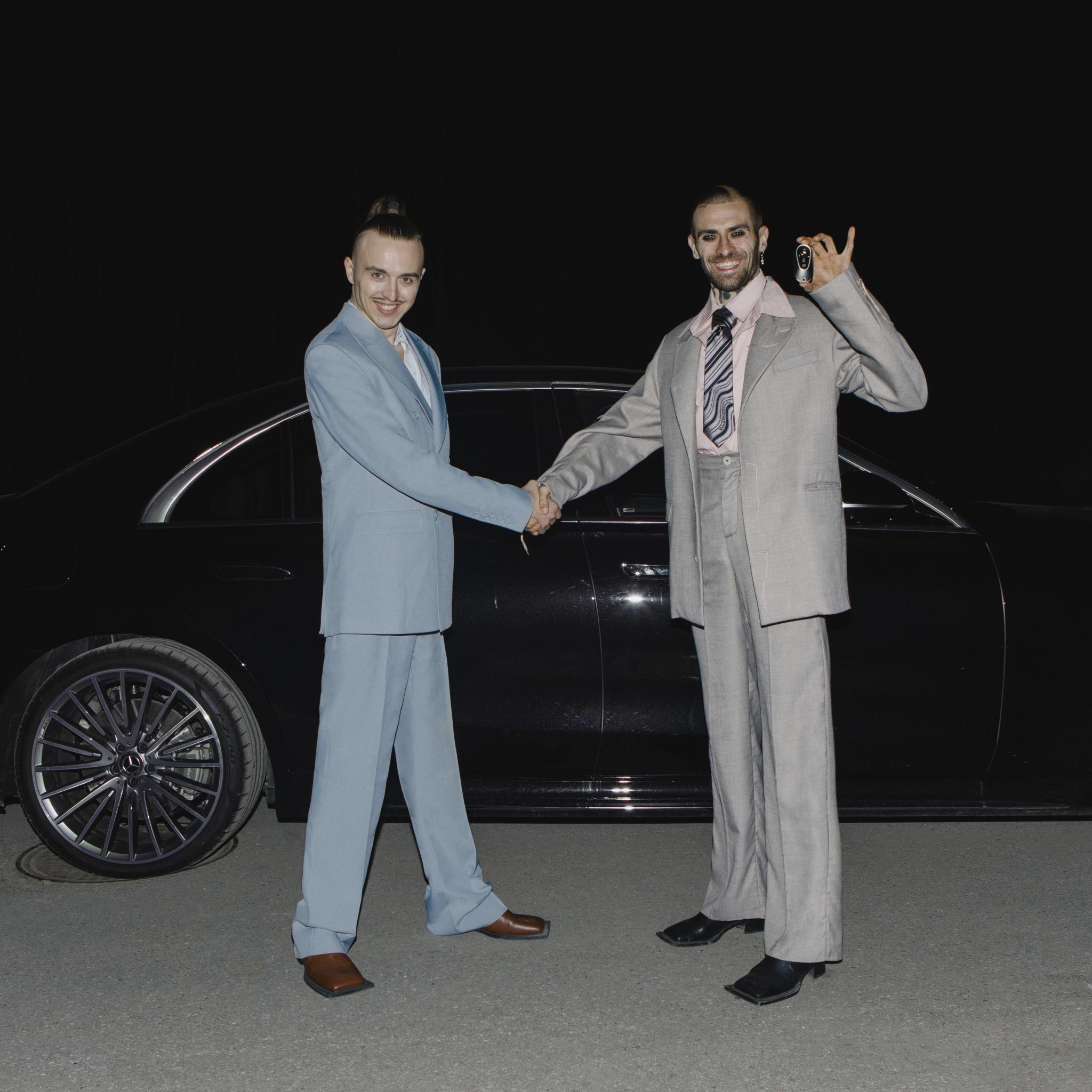 Benz Dealer || Quebo i Tommy Cash we wspólnym numerze!