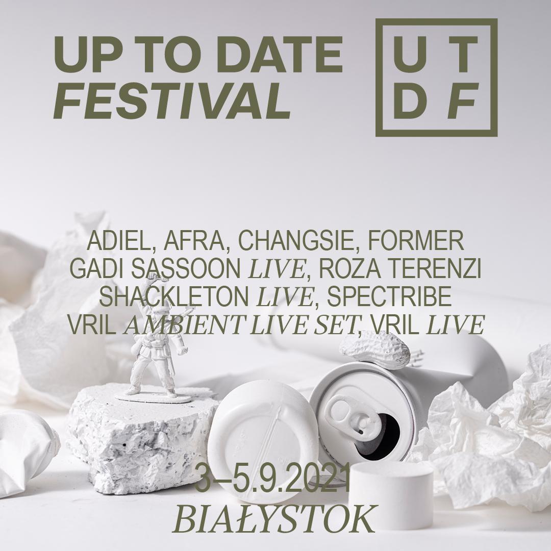 PEŁNY LINE-UP UP TO DATE FESTIVAL 2021 JUŻ ZNANY!