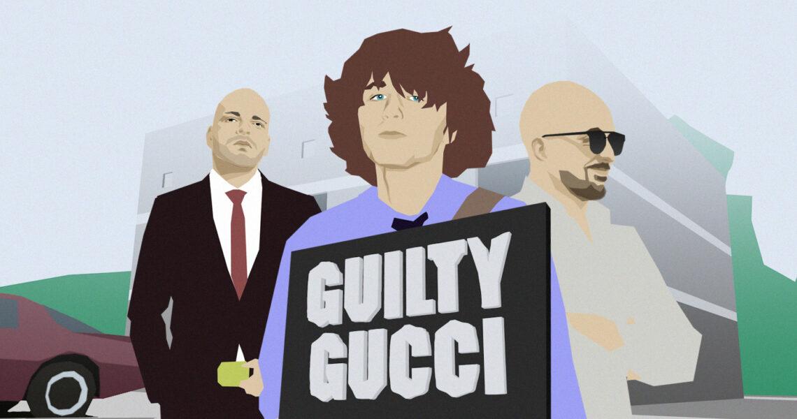 Guilty Gucci || Miętha łączy siły z Paluchem!