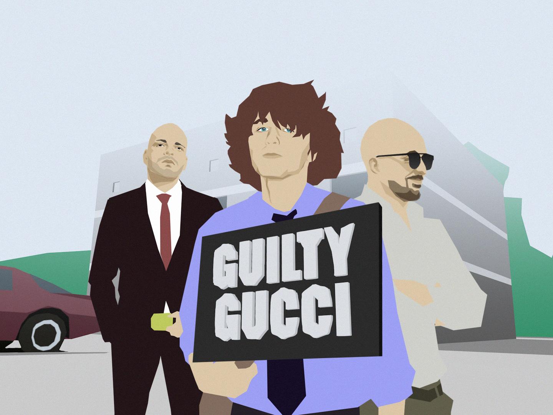 Guilty Gucci    Miętha łączy siły z Paluchem!